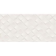 Faianta decor V&B - Monochrome Magic, 30 x 60 cm White matt