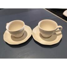 Set Tete-a-Tete espresso La Scala