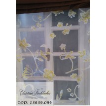 Perdele - imprimeu floral - CHRISTIAN FISCHBACHER