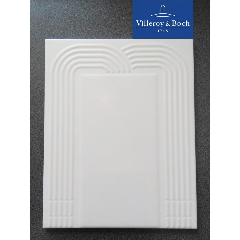 Decor alb - inchidere model, V&B