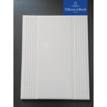 Decor alb - coloana, V&B