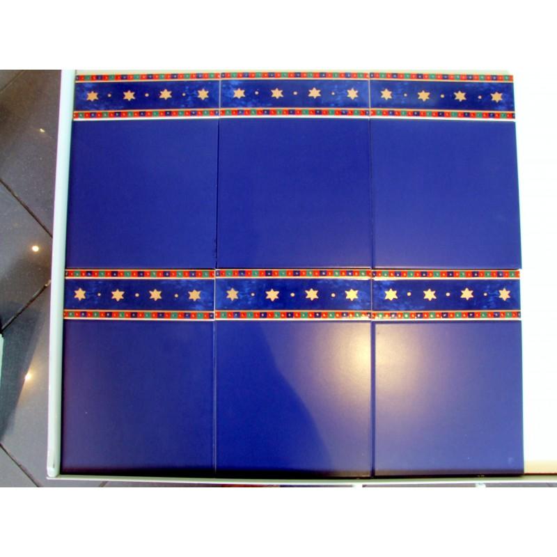 Gresie Cr System Cobalt Mat 20x20