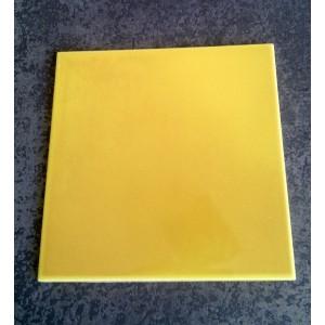 Ceramic tile Gold Morning Yellow 15x15