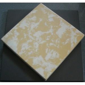 Ceramic tile Lidl Marble Yellow 15x15x1.5cm
