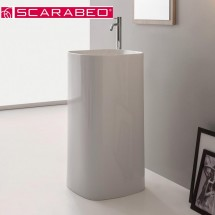 Lavoar SCARABEO - Moon, 42 x 42 cm