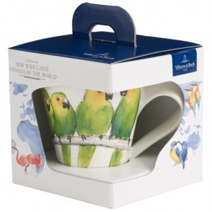 New Wave Caffe Conure Mug in Gift Box